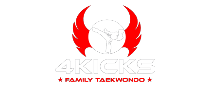 4Kicks Family Taekwondo logo